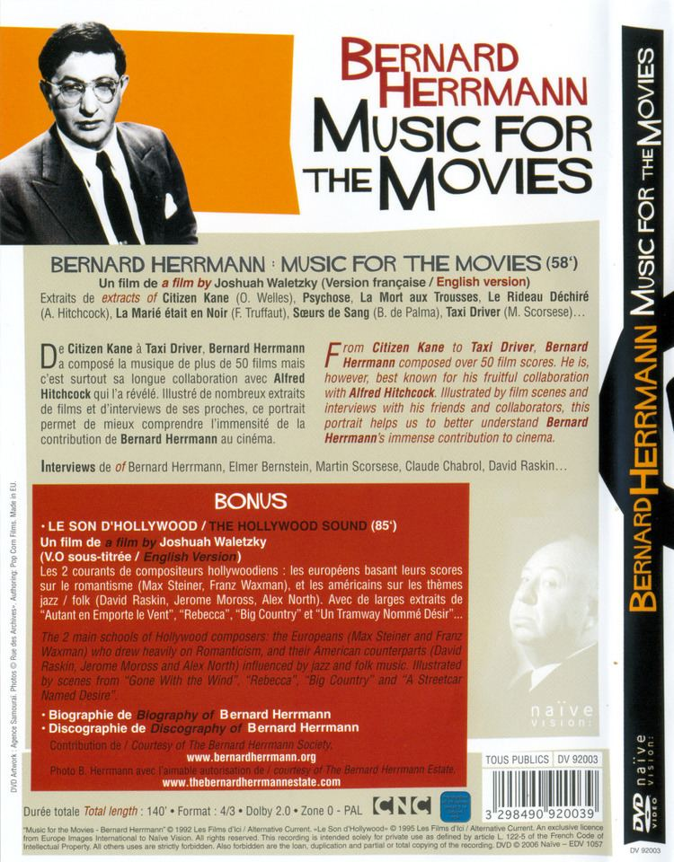Music for the Movies: Bernard Herrmann httpsthehitchcockzonefilescaptures6310rea