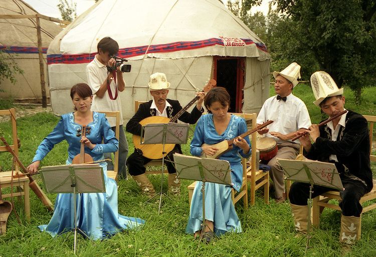 Music of Kyrgyzstan