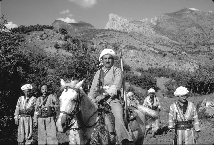 Mustafa Barzani barzani By William Carter