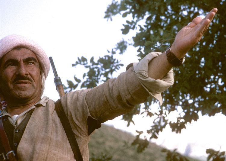 Mustafa Barzani Mullah Mustafa Barzani By William Carter