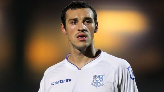 Mustafa Tiryaki Mustafa Tiryaki Boreham Wood sign exTranmere Rovers striker BBC