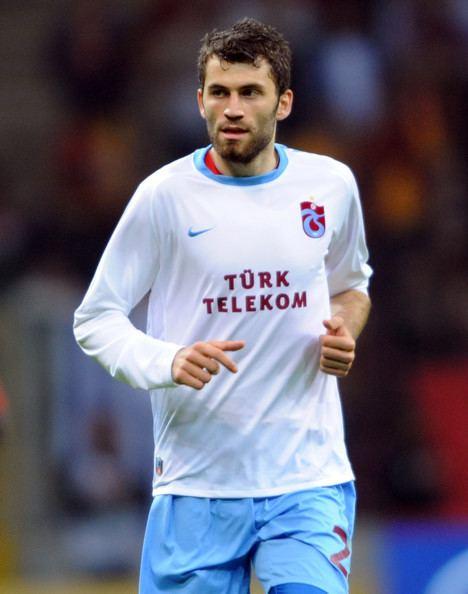 Mustafa Yumlu Mustafa Yumlu Pictures Galatasaray AS v Trabzonspor AS