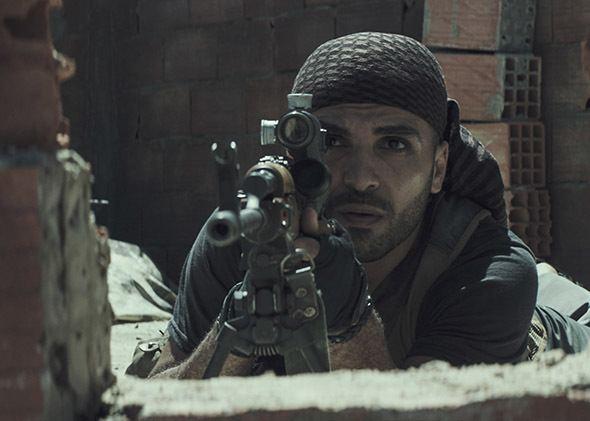 Musthaffaa movie scenes Sammy Sheik as Mustafa