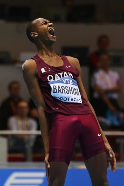 Mutaz Essa Barshim Work rest and play Mutaz Essa Barshim iaaforg