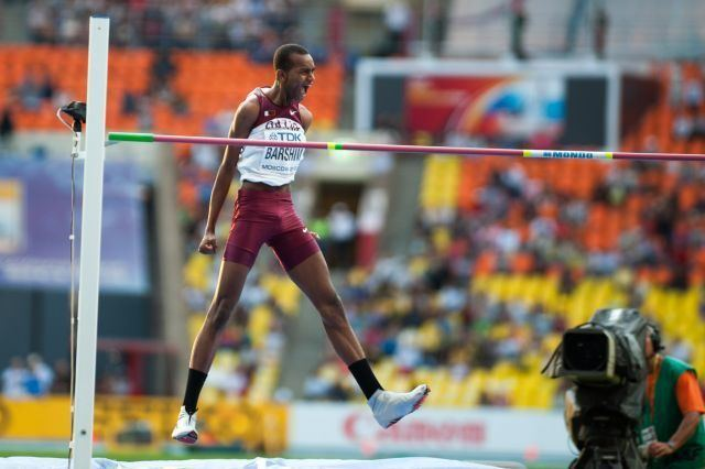 Mutaz Essa Barshim Mutaz Essa Barshim Wikipedia the free encyclopedia