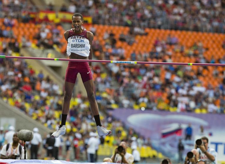 Mutaz Essa Barshim MUTAZ ESSA BARSHIM FREE Wallpapers amp Background images