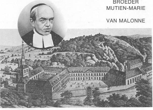 Mutien-Marie Wiaux Saint Mutien Marie Wiaux Frre des coles Chrtiennes 1917