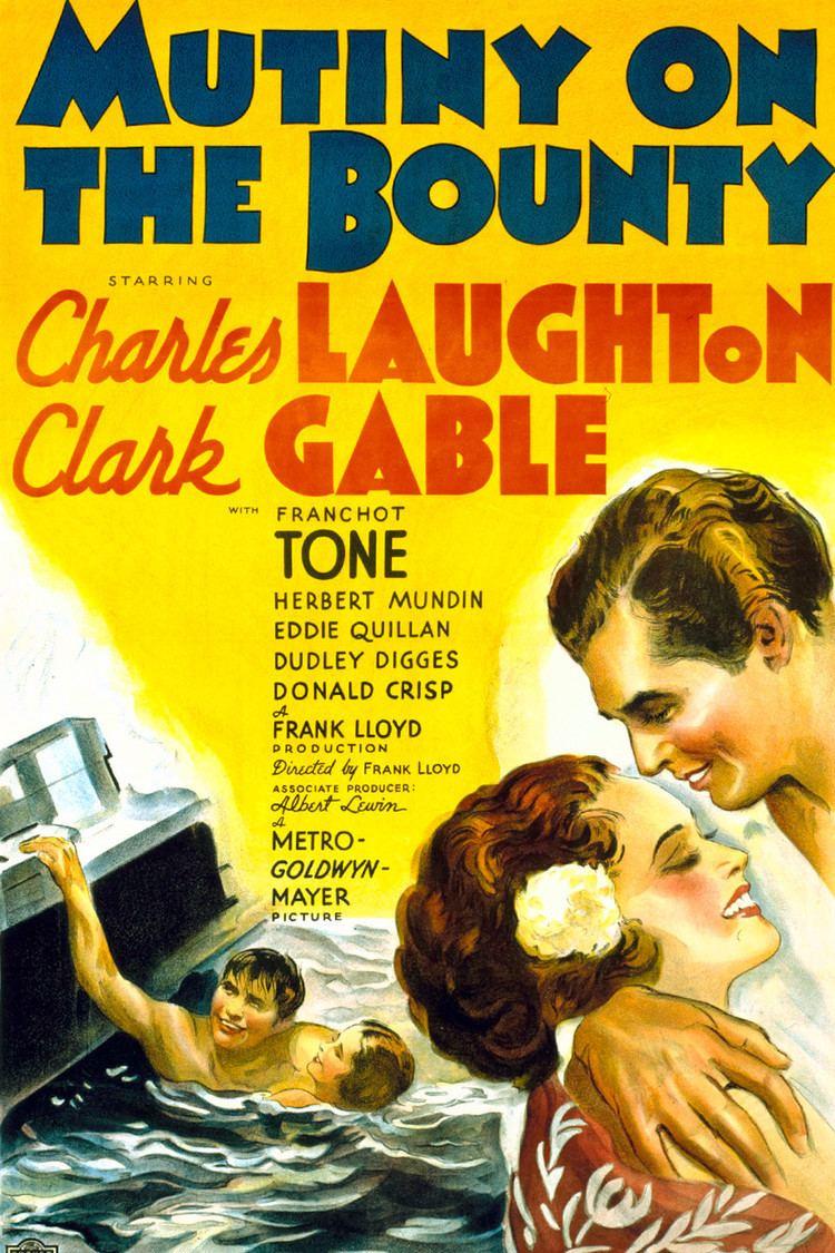 Mutiny on the Bounty (1935 film) wwwgstaticcomtvthumbmovieposters5313p5313p