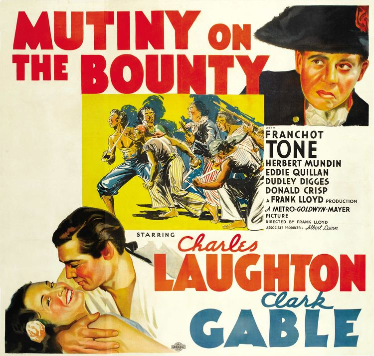 Mutiny on the Bounty (1935 film) Mutiny on the Bounty 1935