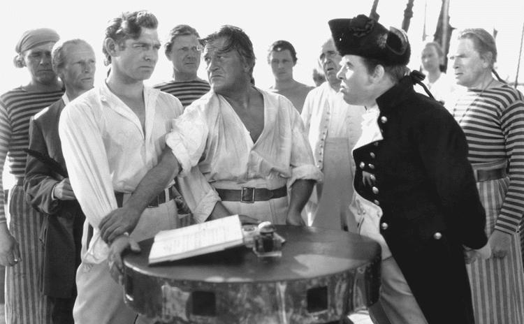 Mutiny on the Bounty (1935 film) Mutiny on the Bounty 1935 The Film Spectrum