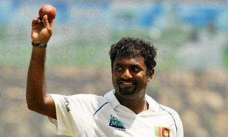 Muttiah Muralitharans debut in International Cricket