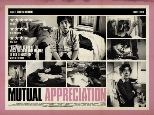 Mutual Appreciation Mutual Appreciation Movie Poster 2 of 2 IMP Awards