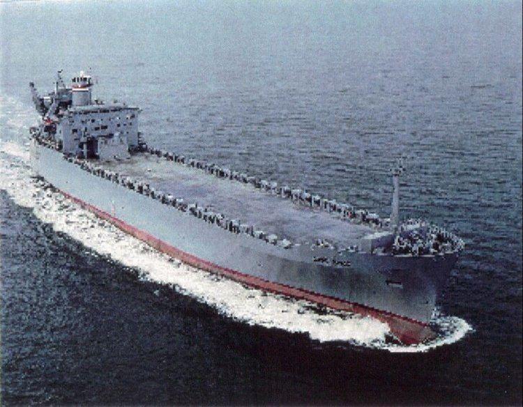 MV Cape Knox (T-AKR-5082) wwwnavsourceorgarchives09540954508201jpg