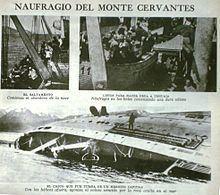 MV Monte Cervantes