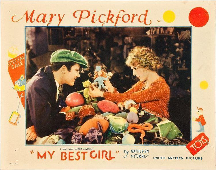 My Best Girl (1927 film) The Evening Class SILENT WINTER 2013 MY BEST GIRL 1927