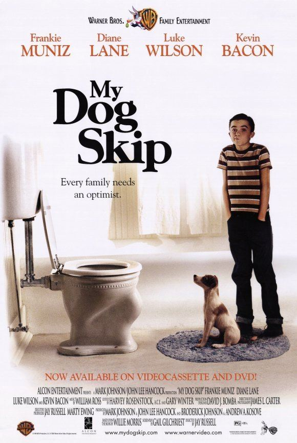 My Dog Skip (film) My Dog Skip 2000