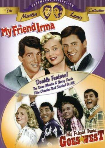 My Friend Irma Goes West Amazoncom My Friend Irma My Friend Irma Goes West Jerry Lewis