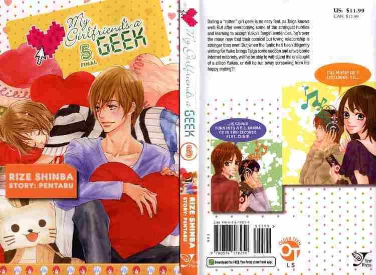 My Girlfriend's a Geek Read Manga Online Free My Girlfriends a Geek Fujoshi Kanojo