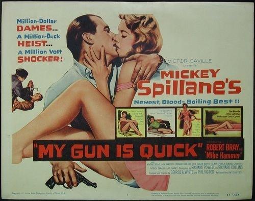 My Gun Is Quick (film) Film Noir Friday My Gun Is Quick 1957 Deranged LA Crimes