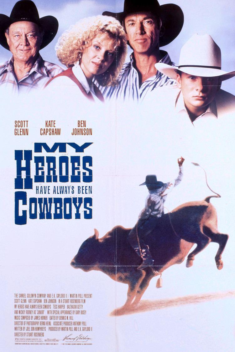 My Heroes Have Always Been Cowboys (film) wwwgstaticcomtvthumbmovieposters13047p13047