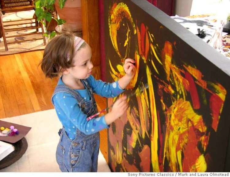 My Kid Could Paint That Review My Kid Could Paint That or could she SFGate