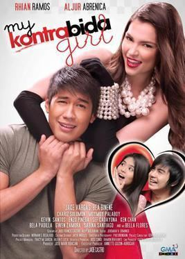 My Kontrabida Girl movie poster