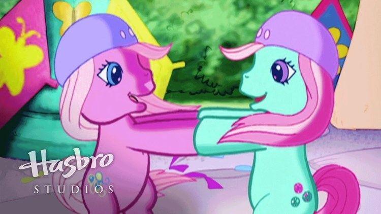 My Little Pony Crystal Princess: The Runaway Rainbow My Little Pony Crystal Princess The Runaway Rainbow Looks So