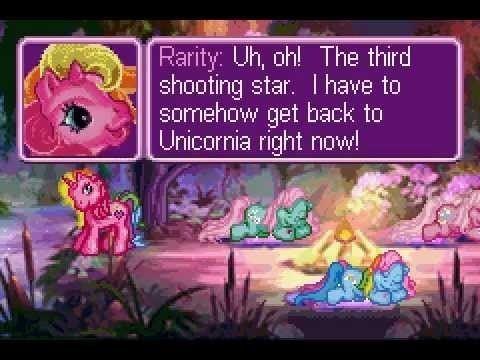 My Little Pony Crystal Princess: The Runaway Rainbow Game Boy Advance Longplay 047 My Little Pony Crystal Princess