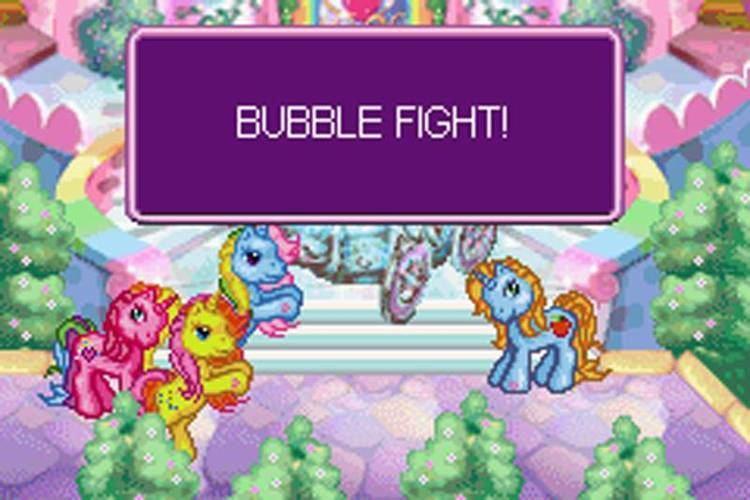 My Little Pony Crystal Princess: The Runaway Rainbow My Little Pony Crystal Princess The Runaway Rainbow User Screenshot