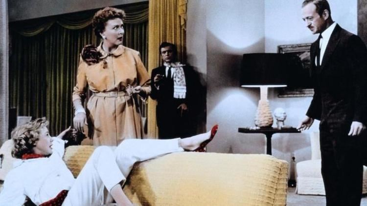 My Man Godfrey (1957 film) My Man Godfrey 1957 MUBI