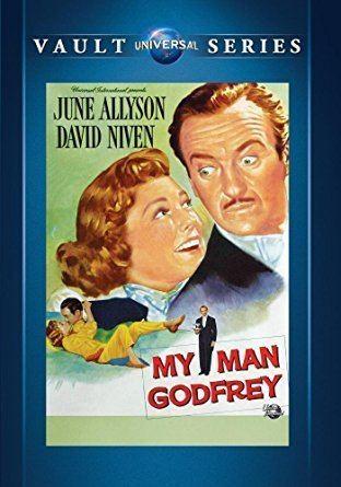 My Man Godfrey (1957 film) Amazoncom My Man Godfrey 1957 June Allyson David Niven Henry