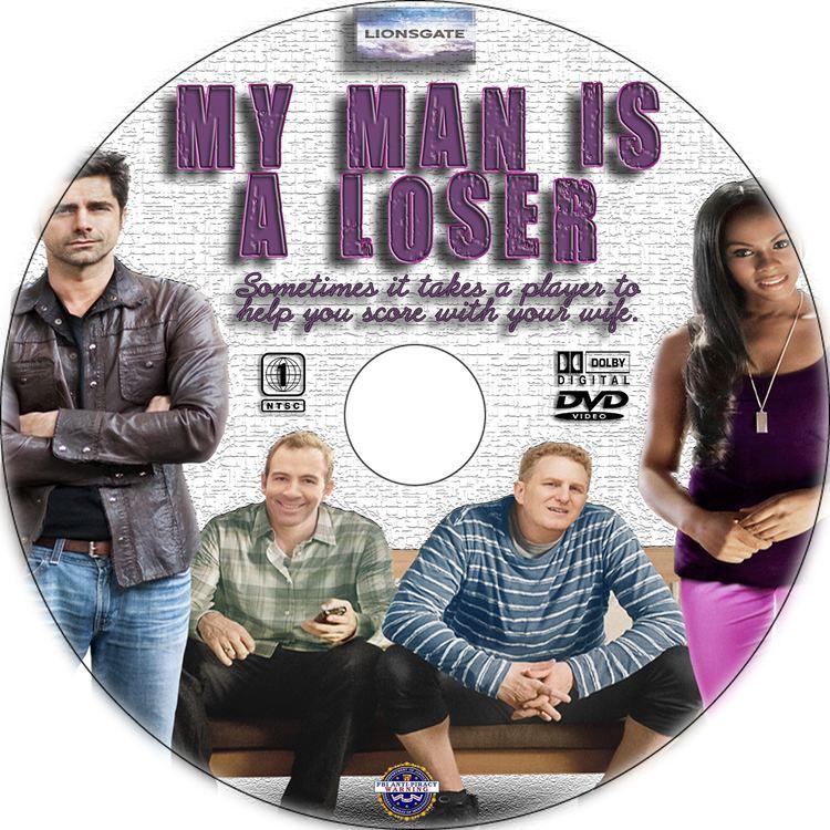 My Man Is a Loser My Man Is A Loser DVD Label 2014 R1 Custom Art
