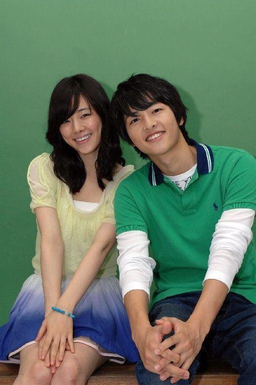 My Precious You Song Joong Ki with Hong Soo A in quotMy Precious Childquot series Song