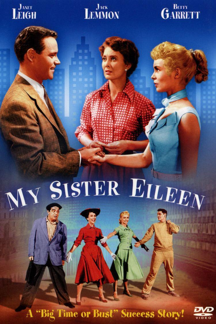 My Sister Eileen (1955 film) wwwgstaticcomtvthumbdvdboxart6238p6238dv8