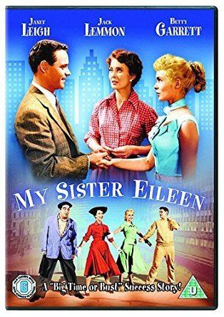 My Sister Eileen (1955 film) My Sister Eileen DVD 1955 Amazoncouk Janet Leigh Jack