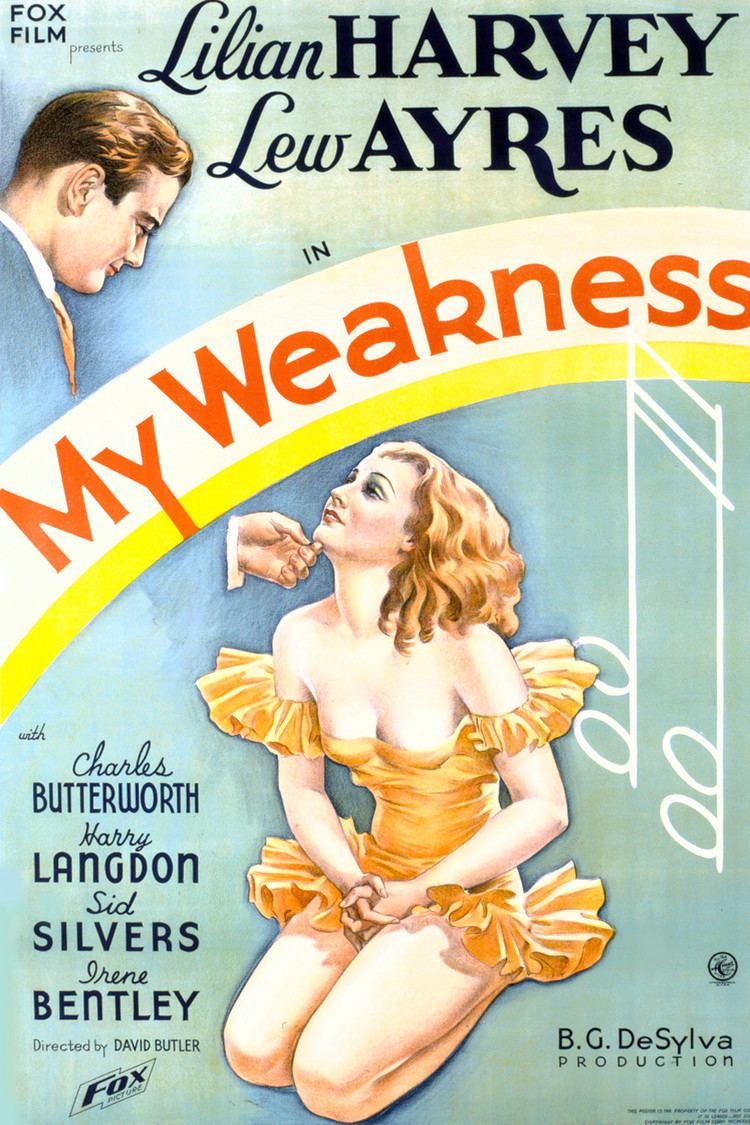 My Weakness (film) wwwgstaticcomtvthumbmovieposters165728p1657