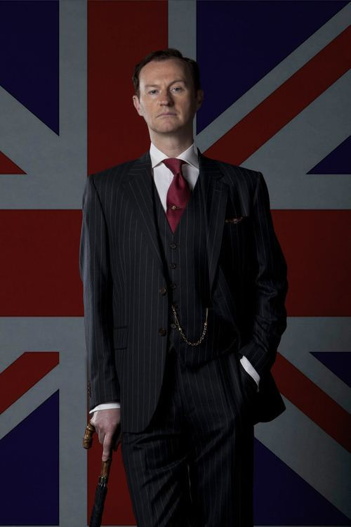 Mycroft Holmes Firestorm over London The Politics of Mycroft Holmes