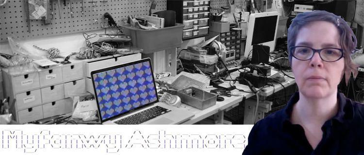 Myfanwy Ashmore myfanwycahtmlnewwebsiteheadportraitjpg