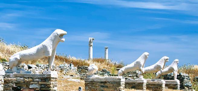 Mykonos in the past, History of Mykonos