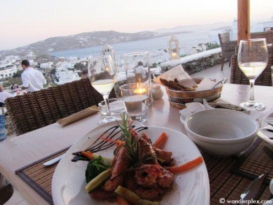 Mykonos Cuisine of Mykonos, Popular Food of Mykonos