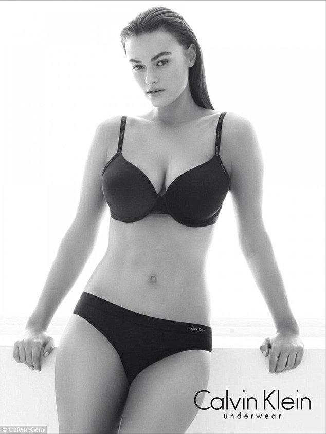 Myla Dalbesio Size 10 Calvin Klein model Myla Dalbesio on why she isn39t