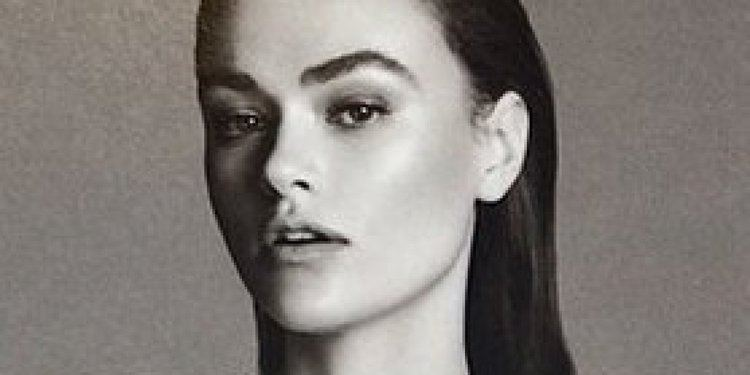 Myla Dalbesio Elle Magazine Causes Outrage By Calling Calvin Klein39s