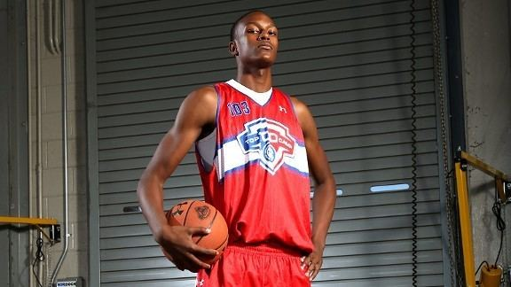 Myles Turner (basketball) Myles Turner up to No 2 and Mudiay passes Jones in Scout