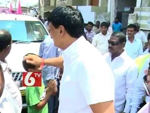 Mynampally Hanmanth Rao Leader 6TV Special Program with TRS Leader Mynampally Hanumantha