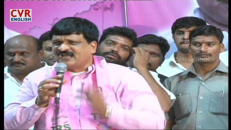 Mynampally Hanmanth Rao TRS Leader MynamPally Hanumantha Rao Speech At TRS Bhavan CVR