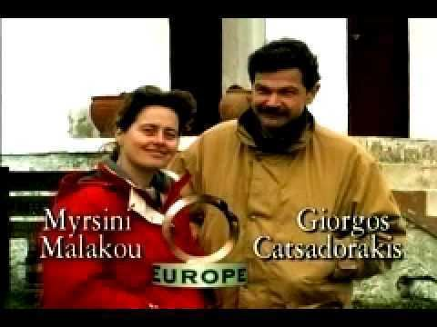 Myrsini Malakou Myrsini Malakou and Giorgos Catsadorakis YouTube