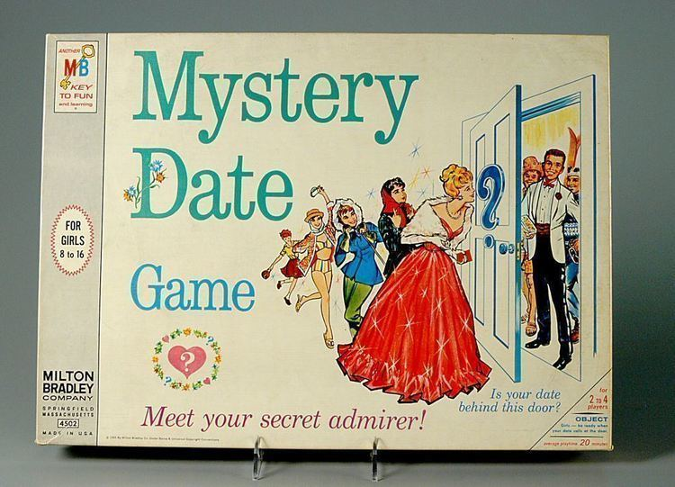Mystery Date 101339 Mystery Date Game board game Board Games Games