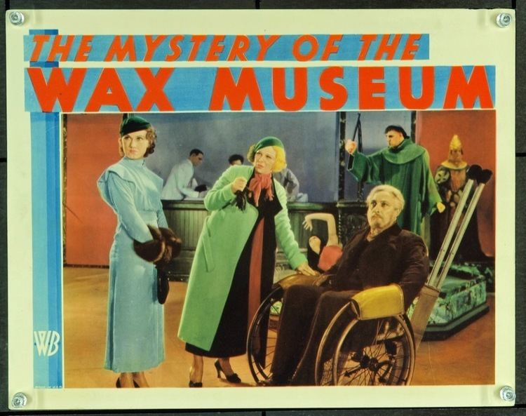 Mystery of the Wax Museum The Man on the Flying Trapeze Mystery of the Wax Museum or