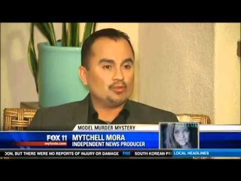 Mytchell Mora Murder of Maxim model Juliana Redding Mytchell Mora Fox News