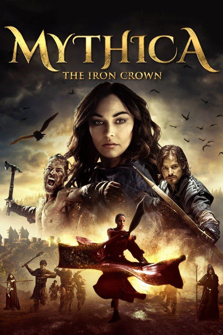 mythica the godslayer (2016) imdb